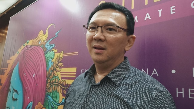 Duka Jokowi, Ma'ruf Amin, hingga Ahok untuk Sekda DKI Saefullah yang Berpulang (33291)