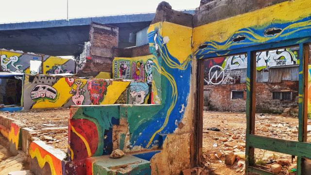 Melawan Represi Penguasa dengan Festival Kampung Kota (718225)