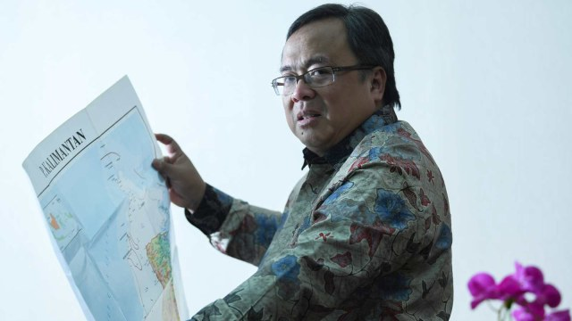 LIPSUS Halo Ibu Kota Baru, Bambang Brodjonegoro