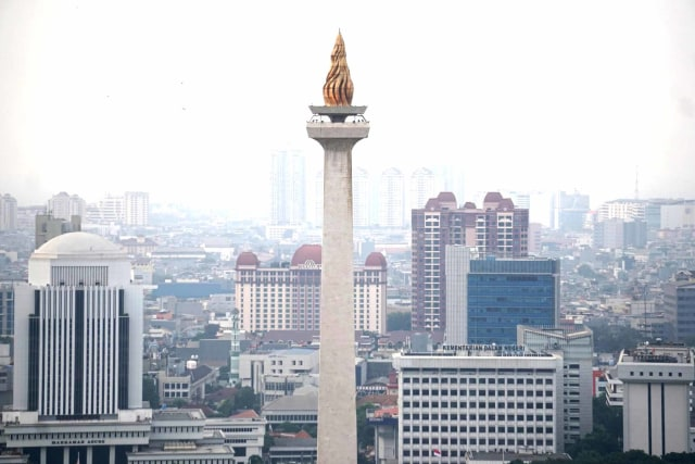 LIPSUS Halo Ibu Kota Baru, Simbolik Kota Jakarta (NOT COVER)