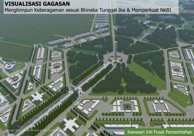 KLHK Kaji Pembangunan Ibu Kota Baru, Soroti Ketersediaan Air di Kaltim (64685)