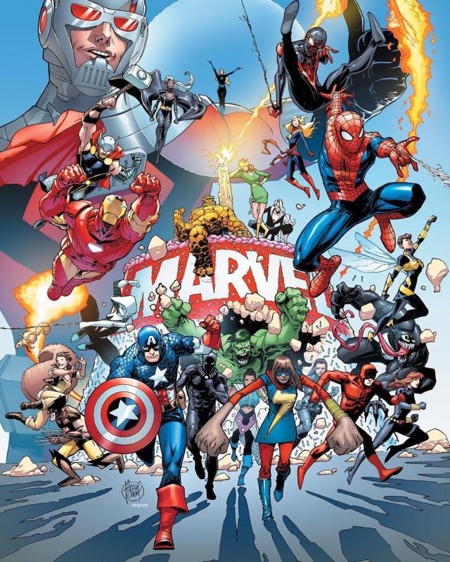 Marvel Entertainment Nyaris Bangkrut (380713)