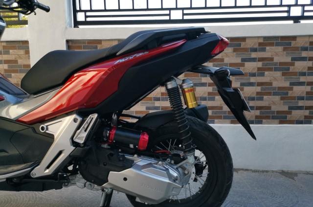 Modal Rp 4,5 Juta, Ubah Velg Honda ADV150 Jadi Jari-jari (146237)