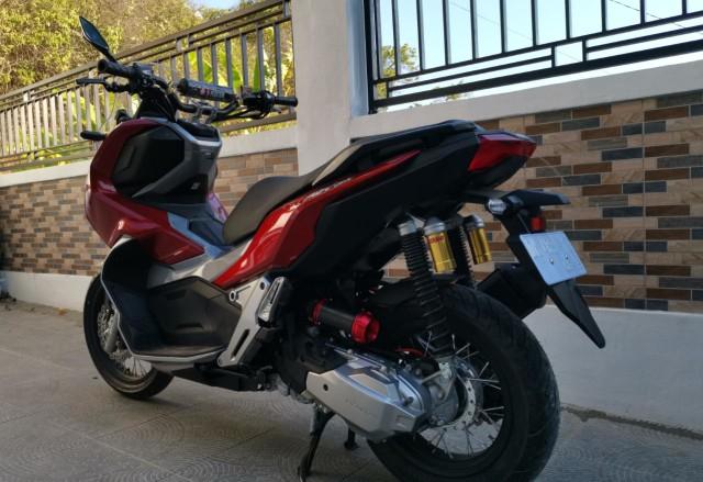 Modal Rp 4,5 Juta, Ubah Velg Honda ADV150 Jadi Jari-jari (146235)