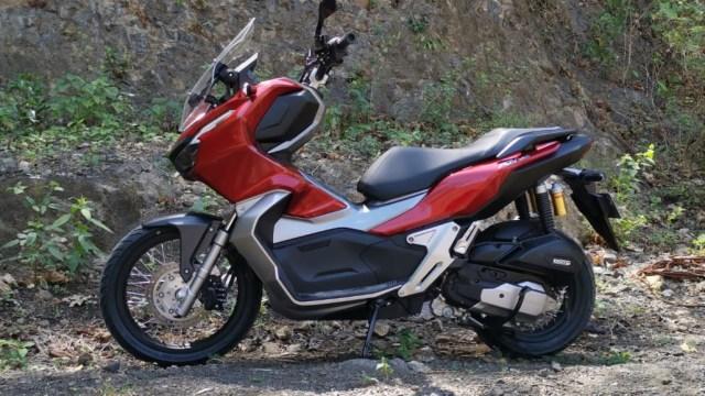 Modal Rp 4,5 Juta, Ubah Velg Honda ADV150 Jadi Jari-jari (146234)