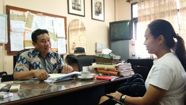 Dimintai Uang Dinas LN, Karyawan Hotel di Nusa Dua Lapor Disnaker (110617)