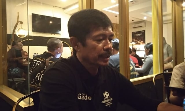 Jelang Sea Games, Indra Sjafri Pantau Pemain Bali United (14269)