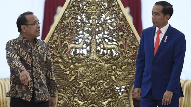 Jokowi, Maestro Politik Tarik Ulur (122682)