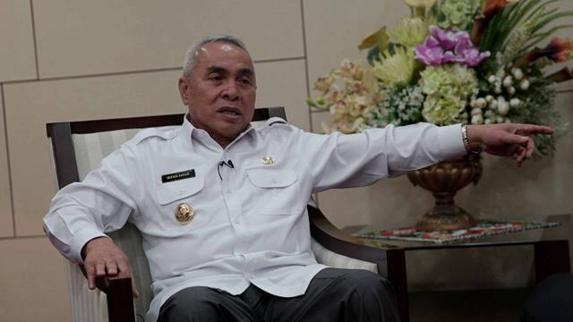 Gubernur Kaltim Sebut Jokowi Pasti Masuk Surga Karena Pindahkan Ibu Kota Negara (26098)