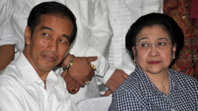 LIPSUS, MENTERI BARU JOKOWI, Joko Widodo, Megawati Soekarnoputri