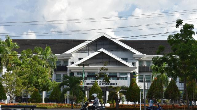 Polisikan Dosen, Dekan FT Unsyiah Tak Terima Tudingan soal Tes CPNS (67601)