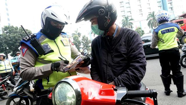 Razia Knalpot Racing Pakai Alat Ukur, Polisi Gandeng Dinas Lingkungan Hidup  (94776)