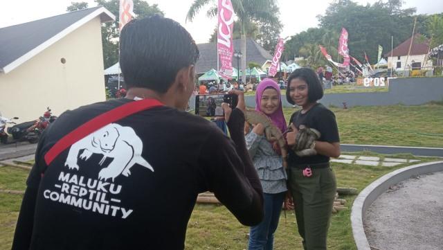 Komunitas Reptil Turut Meriahkan ICCF 2019 (173630)