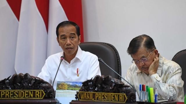 Jokowi Izinkan 2 atau 3 Pemekaran Wilayah di Papua (256957)