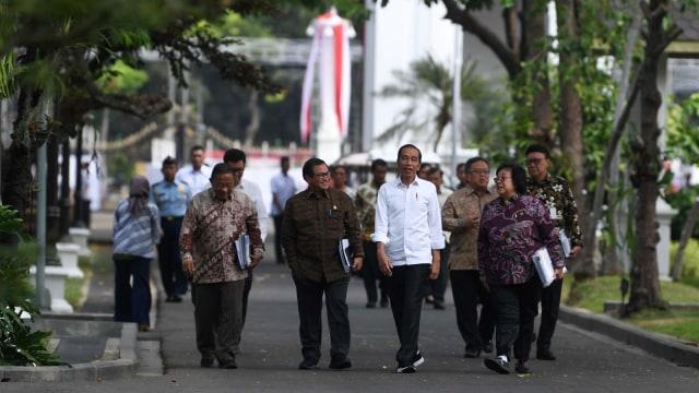 Jokowi, Maestro Politik Tarik Ulur (122681)