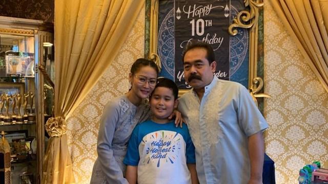Anak Inul Daratista Nangis di-Prank Teman dan Gurunya Tak Naik Kelas (72469)