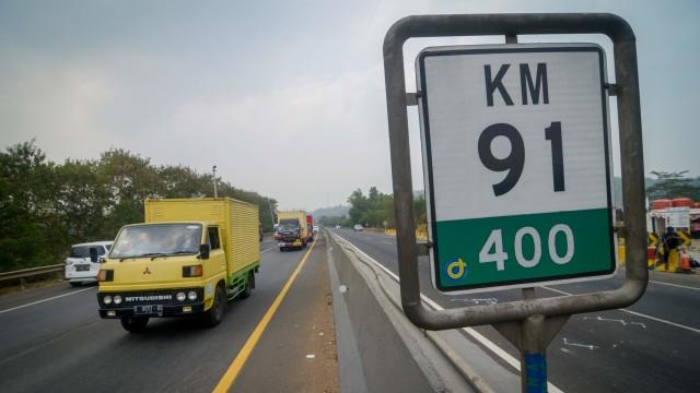 2 Sopir Truk Pemicu Kecelakaan Maut di Cipularang Jadi Tersangka (730784)