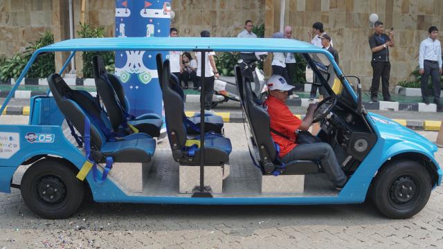 Abb Indonesia Siap Jadi Produsen Charger Mobil Listrik Kumparan Com