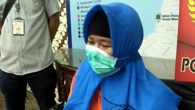 Wawancara Aulia si Pembunuh Suami dan Anak: Tolong Jangan Judge Saya (306291)