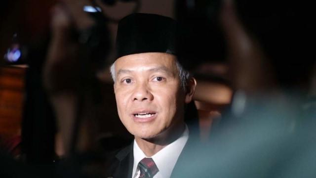 Gubernur Jawa Tengah Ganjar Pranowo, DPRD