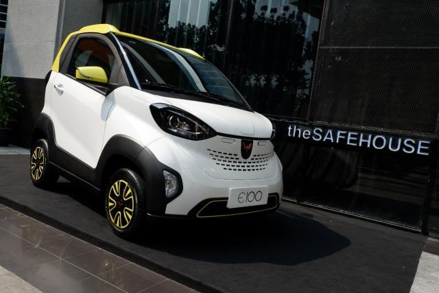 Bocor, Wuling Indonesia Bakal Perkenalkan SUV Listrik di 2020 (80804)