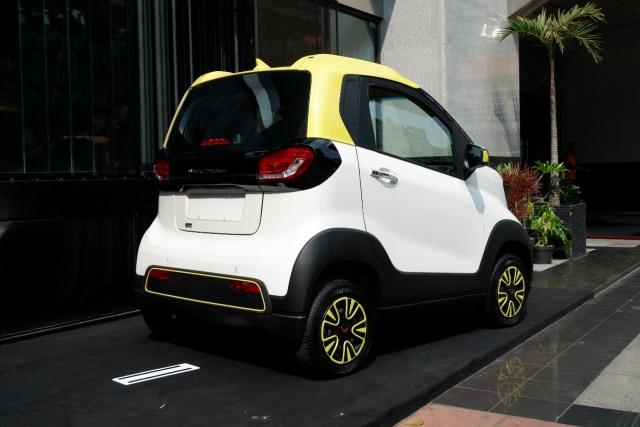 Bocor, Wuling Indonesia Bakal Perkenalkan SUV Listrik di 2020 (80805)