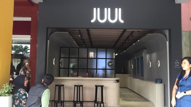 Vape Juul Buka Toko Ritel Pertama di Jakarta, Ada Aturan Super Ketat (245019)