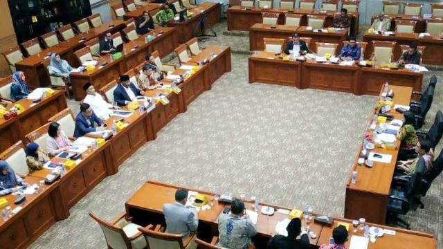 Komisi VIII DPR: Pengesahan RUU PKS Tunggu RKUHP (183046)