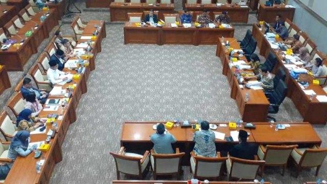Komisi VIII DPR: Pengesahan RUU PKS Tunggu RKUHP (183045)