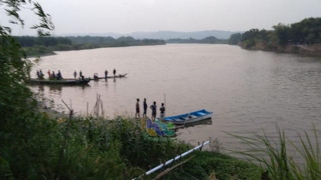 Remaja di Bojonegoro, Meninggal Tenggelam di Sungai Bengawan Solo (94853)