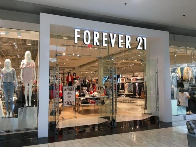 Gerai Forever 21