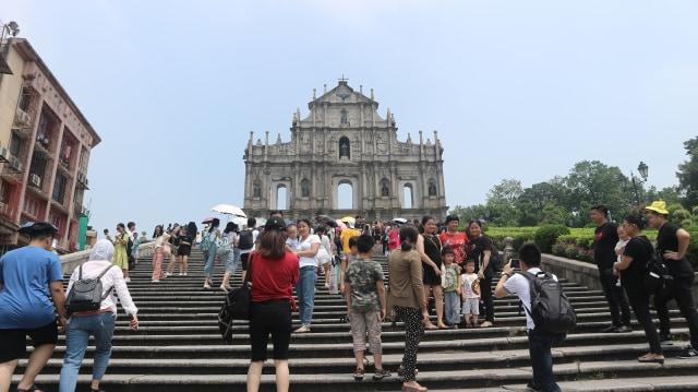 Macao, di Mana Timur dan Barat Bertemu (75666)