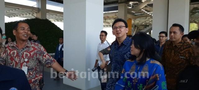 Peluang Ahok Maju di Pilwali Surabaya Tertutup (68865)