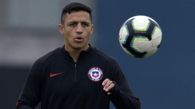 Pelatih Cile Sebut Alexis Sanchez Tak Bahagia di Inter Milan (1260558)