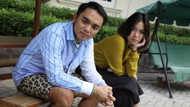 Foto: Ngobrol Bareng Dipha Barus dan Monica Karina soal 'You Move Me' (243489)