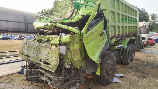 Truk, Kecelakaan, Tol Cipularang KM 91