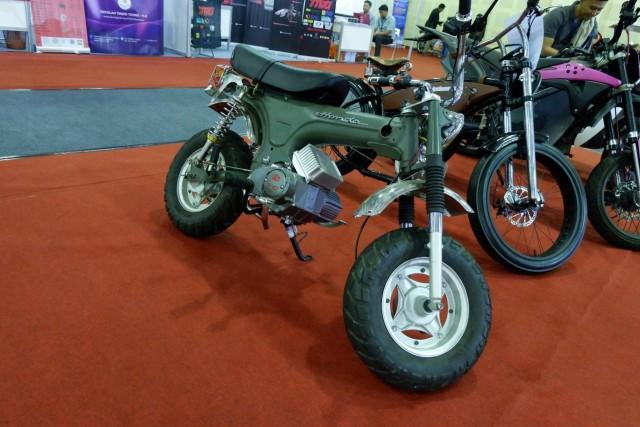 Konversi Sepeda Motor Bensin ke Listrik Dapat Lampu Hijau, Ini  Syaratnya (53325)