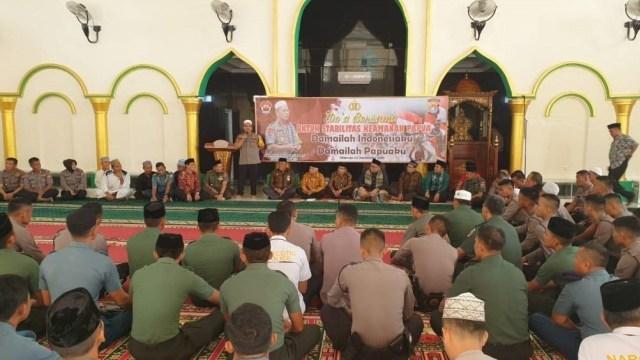 Doa Bersama dari Sulbar untuk Kedamaian Papua (121643)