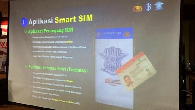 Workshop Smart SIM Korlantas Polri.