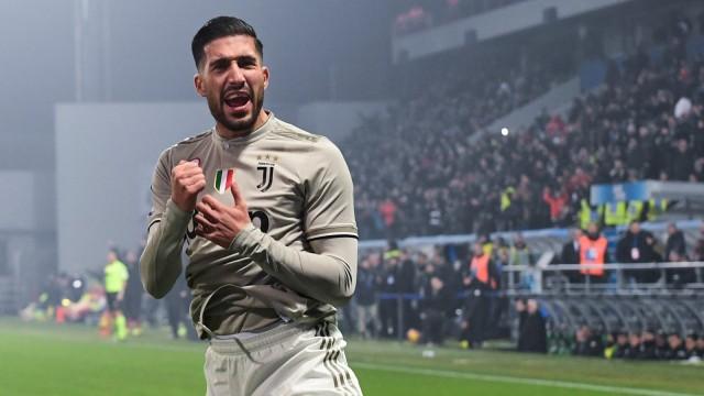 Usai Dikecewakan Juventus, Emre Can Dapat Dukungan dari Niklas Suele (345667)