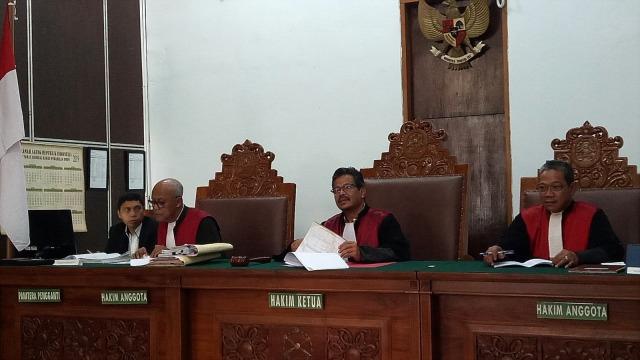 Roro Fitria sidang Peninjauan Kembali di Pengadilan Negeri Jakarta Selatan
