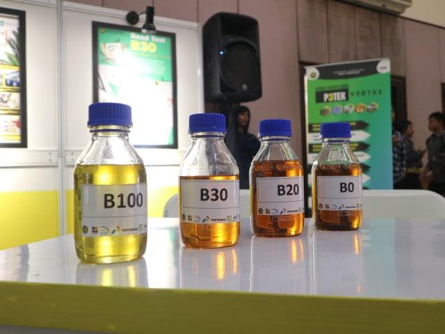 Otomotif, B30, B20, Biodiesel, test road, ESDM
