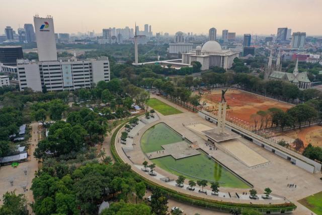 Weltevreden, Tempat Wisata Pertama Masyarakat Kolonial Belanda di Jakarta (72620)