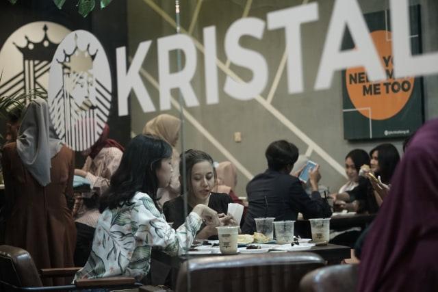 Nikmatnya Minuman Berbahan Dasar Karamel di Kristalking, Kota Malang (521837)