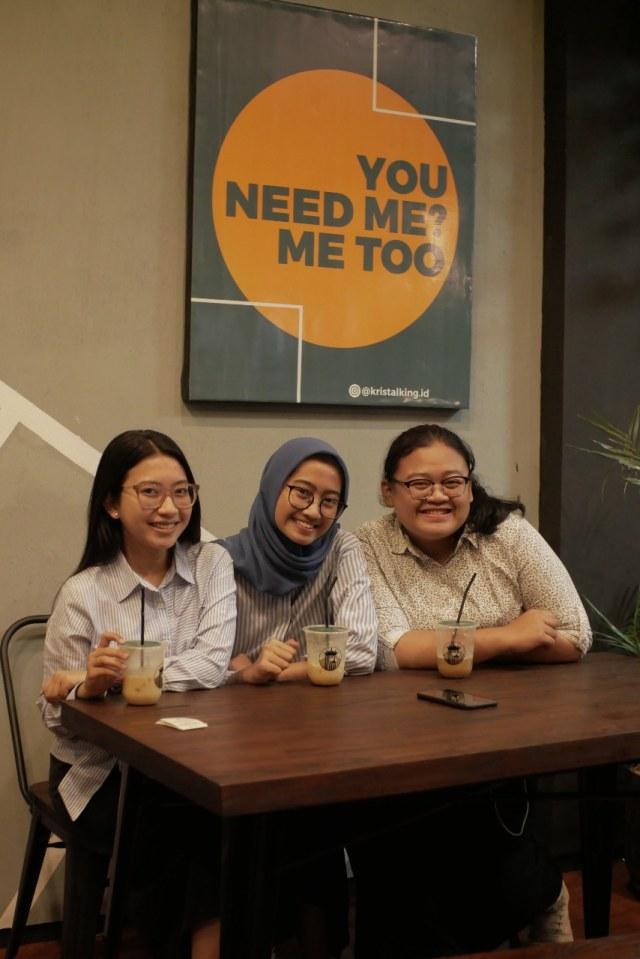 Nikmatnya Minuman Berbahan Dasar Karamel di Kristalking, Kota Malang (521838)