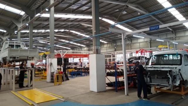 LIPSUS, Mobil Esemka, Pabrik Esemka di Boyolali