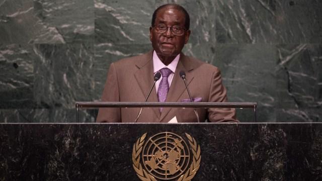 Menelusuri Jejak Robert Mugabe di Indonesia (343008)