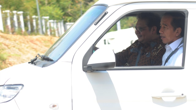 Pabrik Mobil Esemka, Sambi, Boyolali, Jawa Tengah, Presiden Joko Widodo
