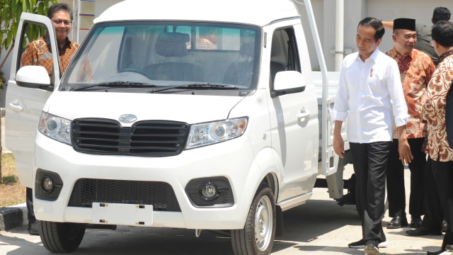 Gerindra Sebut Mobil Esemka Mirip Kendaraan Buatan China (209252)