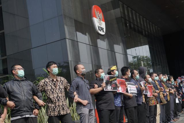 Pegawai KPK Tak Bisa Dipecat karena Tidak Lolos Tes Wawasan Kebangsaan  (60341)
